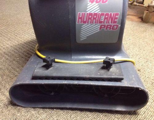 Century 400 Hurricane Pro Industrial Portable Air Mover