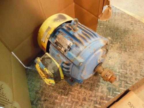 Reliance Electric Frame Mc2113atz 240v 1750 2300rpm 10hp