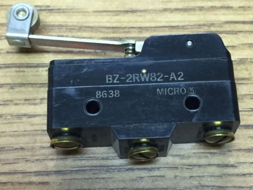 Honeywell micro switch bz-2rw82-a2 15 amps,