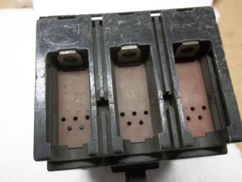 META MEC ABH-53b MOLDED CASE CIRCUIT BREAKER 50AMP 3-POLE ABH53B -surplus used, US $55.00 � Picture 2