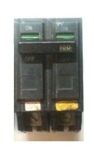 General Electric GE Bolt In THQB 100A 2P Circuit Breaker, US $19.50 – Picture 1