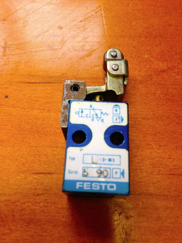 Festo l-3-m5 limit switch