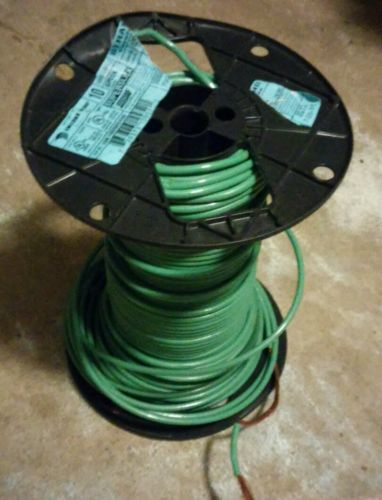 10 AWG Strand Copper Insulated Wire THHN THWN-2 Superslick Encore ...