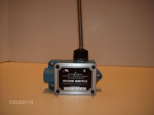 MICRO SWITCH BAF1-2RN18-RH LIMIT SWITCH NIB, US $85.00 – Picture 1