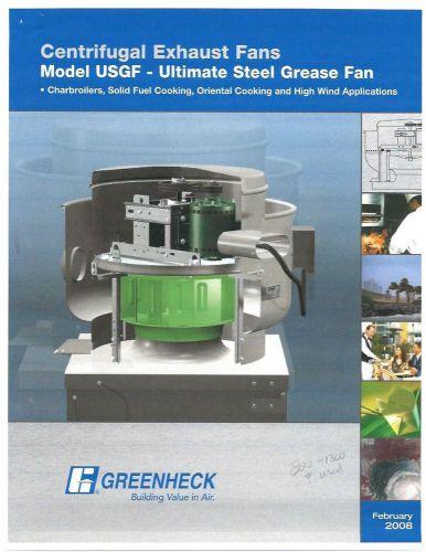 Greenheck Centrifugal Exhaust Fan Tzsupplies Com