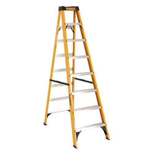 Stepladder,fibrgls 8'type 1a