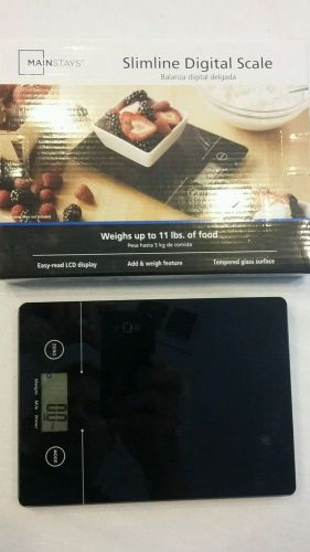 Slimline digital scales great for postage