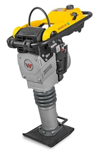 Bs50-2i wacker neuson rammer 10 in
