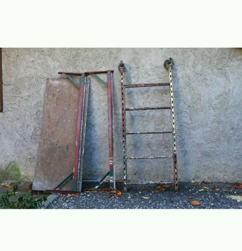 6' tall baker scaffold-used - local pick up only