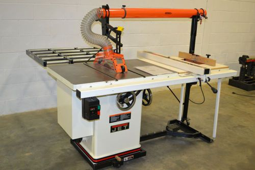 Jet Jta5 10xl 1 10 Quot Table Saw W Several Additions 1ph