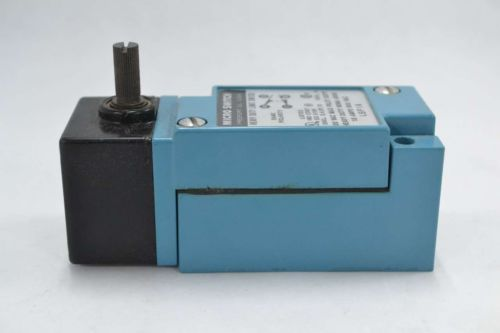 NEW MICRO SWITCH LSP1A HONEYWELL ROLLER LIMIT SWITCH 600V-AC 10A AMP B360788, US $19.75 � Picture 3