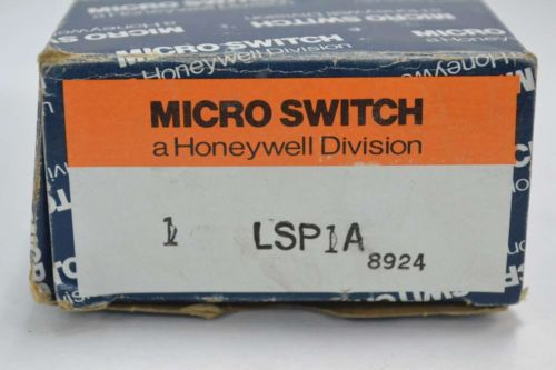 NEW MICRO SWITCH LSP1A HONEYWELL ROLLER LIMIT SWITCH 600V-AC 10A AMP B360788, US $19.75 � Picture 4