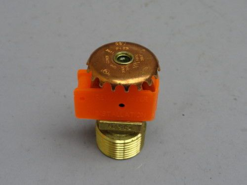 Rasco F1FRU3LB standard upright automatic sprinkler head 3/4