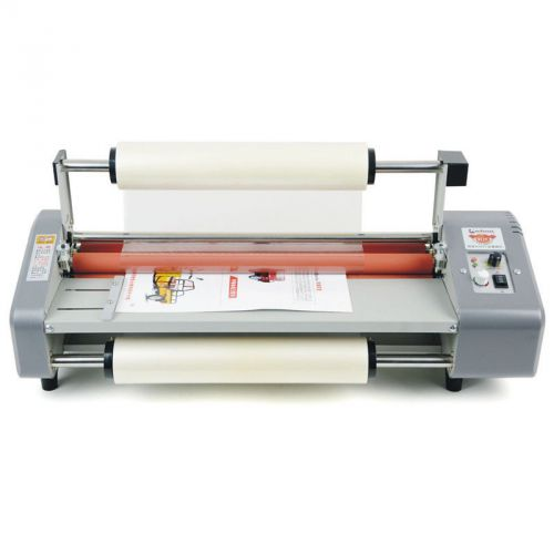 Four rollers hot and cold roll laminating machine for 17.5t'' t