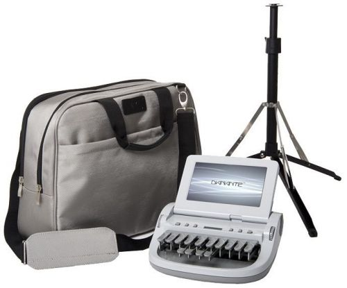 how to use a stenograph