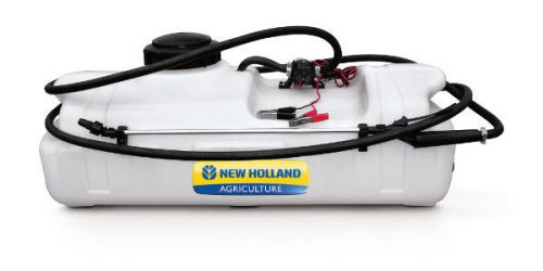 New holland 15 gallon spot sprayer w/ 12 volt electric pump