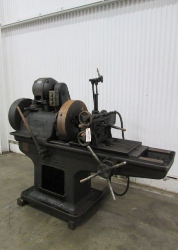 "Landis 2"" pipe threading machine"