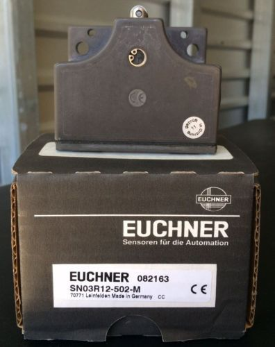New Euchner Limit Switch SN03R12-502-M, US $150.00 – Picture 2