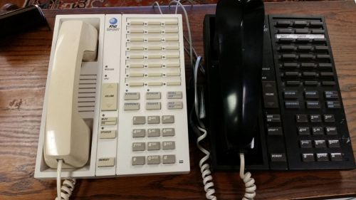 14- AT&T-Spirit 24 Button Office Phones (please read description carefully), US $100.00 � Picture 1