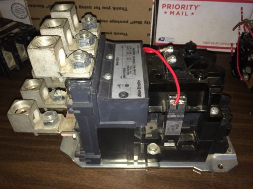 ALLEN BRADLEY     size 5 (CAT 500FOD930) Allen Bradley Starter NEW no box, US $650.00 – Picture 6