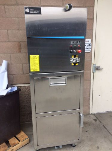 Harmony enterprises indoor powerpacker 450ss for sale (trash compacter)