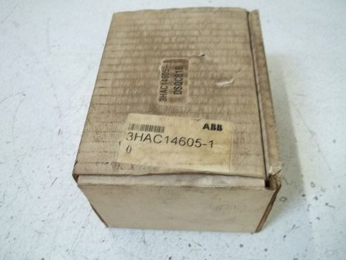 Abb 3hac14605-1 juction board *new in a box*