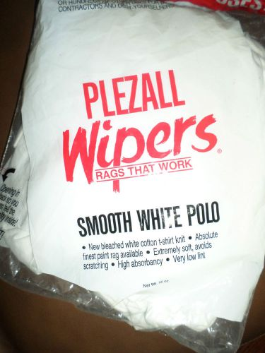 Plezall brand ,   five , one  pound bags,  of  cotton rags n.o.s.(5 lbs of rags)