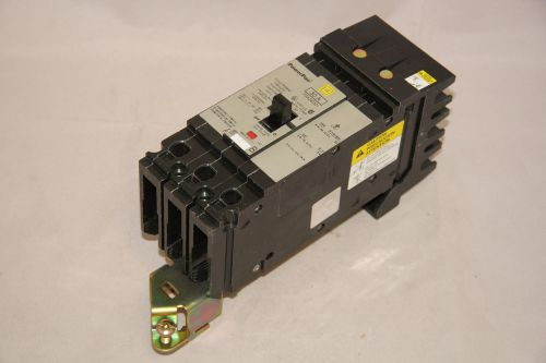 SQUARE D FGA240301 Circuit Breaker 30A 2 Pole 480V 30 Amp 50/60 Hz  I-Line NIB, US $245.00 – Picture 1