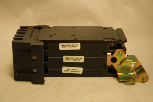 SQUARE D FGA240301 Circuit Breaker 30A 2 Pole 480V 30 Amp 50/60 Hz  I-Line NIB, US $245.00 – Picture 7