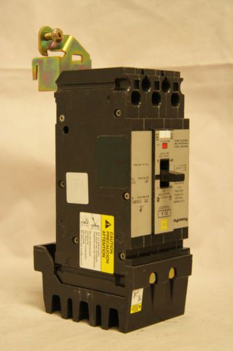 SQUARE D FGA240301 Circuit Breaker 30A 2 Pole 480V 30 Amp 50/60 Hz  I-Line NIB, US $245.00 – Picture 8