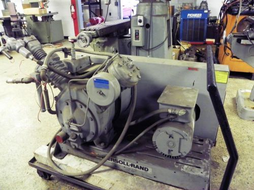 Ingersoll Rand 2 Stage 5 Hp Continuous Duty Air Compressor