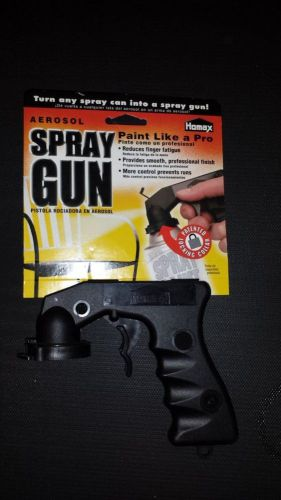 Aerosol Spray Gun Homax Paint Like A Pro Turn Any Can Into A Spray Gun NEW � Picture 1