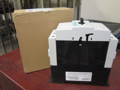 Siemens circuit breaker 3rv1041-4ka10 57-75a new surplus