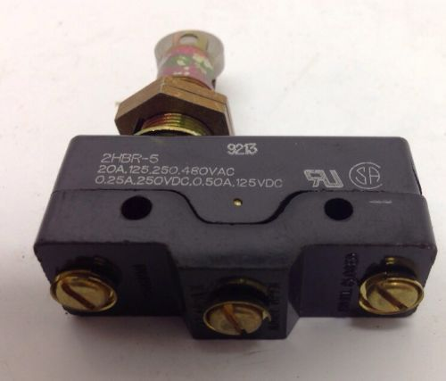 Unimax Micro Limit Switch  2HBR5, US $15.99 � Picture 3
