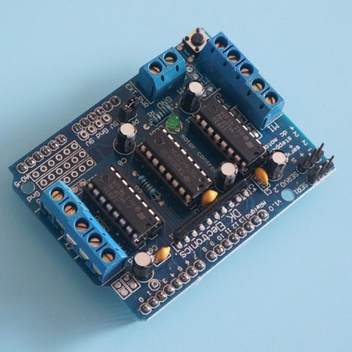 A000079 Motor Shield - Arduino - Expansion Boards