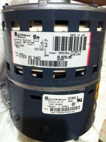Lennox 1/2 HP Variable Speed Integrated Motor / Controller for G61