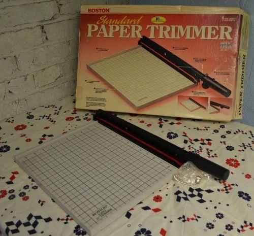 boston paper cutter