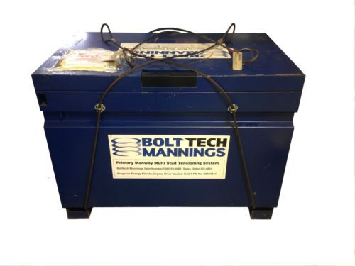 Bolttech mannings primary manway 4 bolt tensoiner