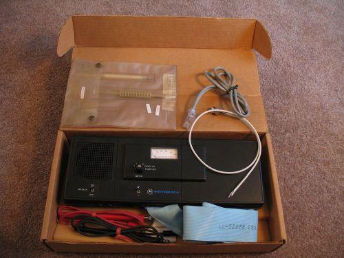 MOTOROLA MSF5000 Radio Repeater Test Set Metering Panel TLN2418A