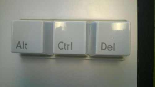 Geeky control-alt-delete containers