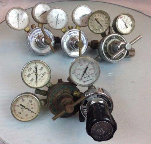 Pressure Regulators (Gas & Fluid Monitoring) for sale, page