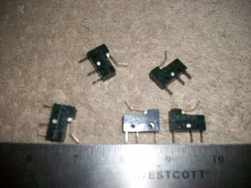 Lot of mini cherry e63 limit switches! a