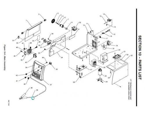 mig parts wiring diagram database Miller Welder Display miller mig welder drive motor tzsupplies mig welding gun diagram mig parts