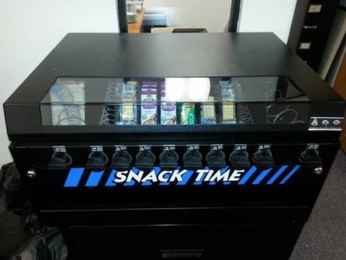 Superb Snack Time Vending Machine Vm 150 Table Top Model Interior Design Ideas Clesiryabchikinfo