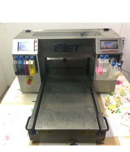 Fast t-jet blazer express dtg printer
