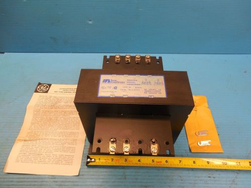 Acme ta-2-81217 industrial control transformer 50/60 hz 1000 va tooling