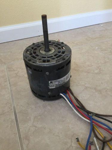 Emerson k55hxdpz 7023 furnace blower motor 3 4hp 115v for Blower motor capacitor symptoms