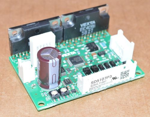 New oriental vexta sd5107p3 stepping motor driver 5 phase for 5 phase stepper motor driver
