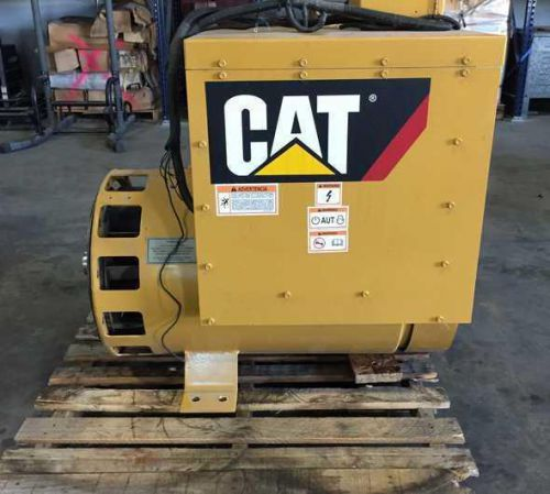 Caterpillar sr4 generator end - 150 kw - 240/480v - 60 hz - 3 phase - 1800 rpm
