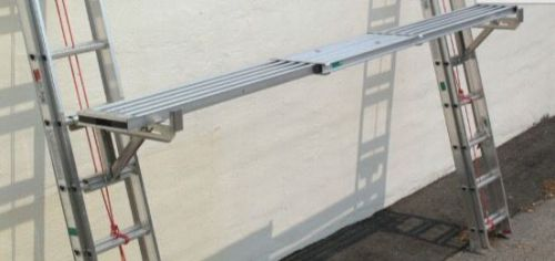 Werner ladder pa208 - 8' to 13' aluminum extension plank